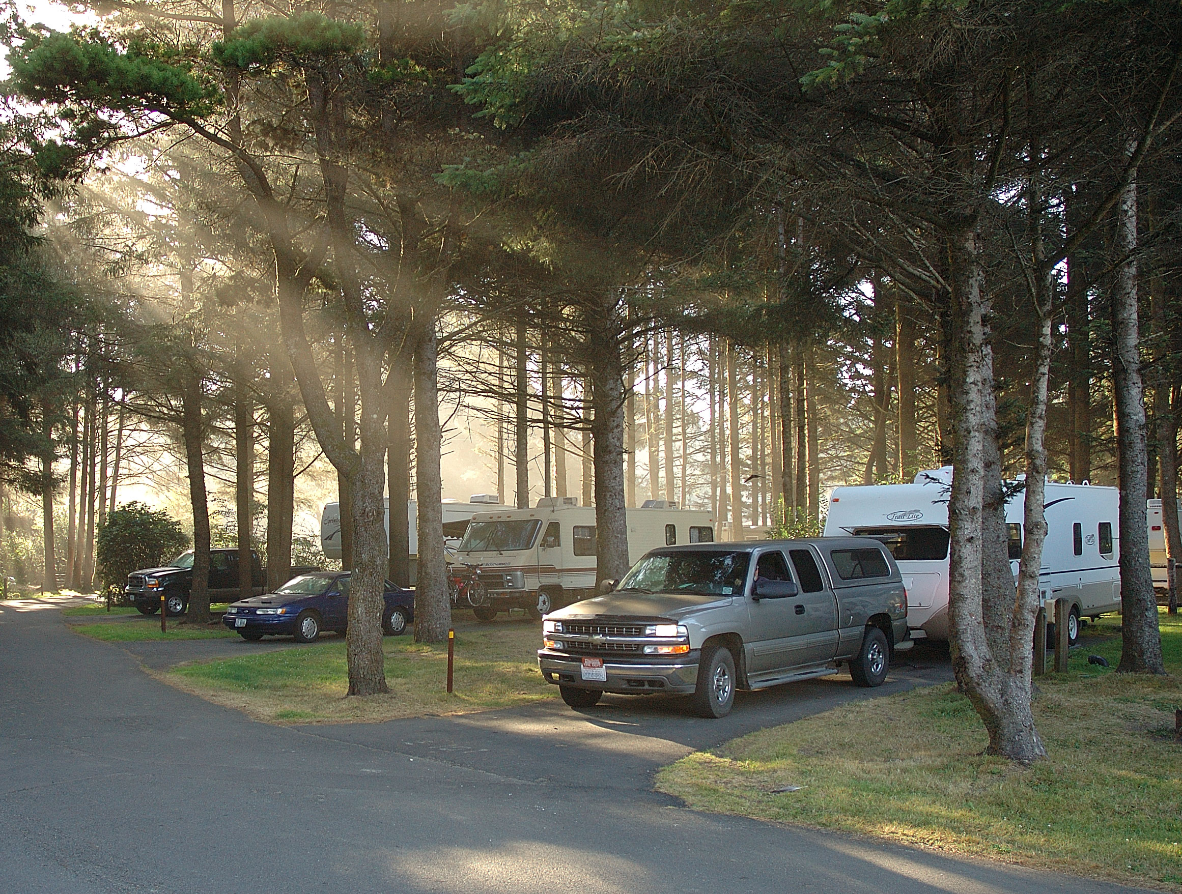 Fee Increases Proposed For State Parks Oregoncoastdailynews