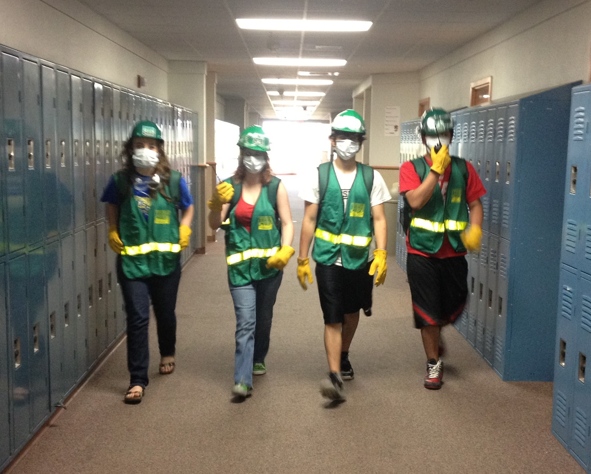 Teen Cert Programs Established In The Lincoln County