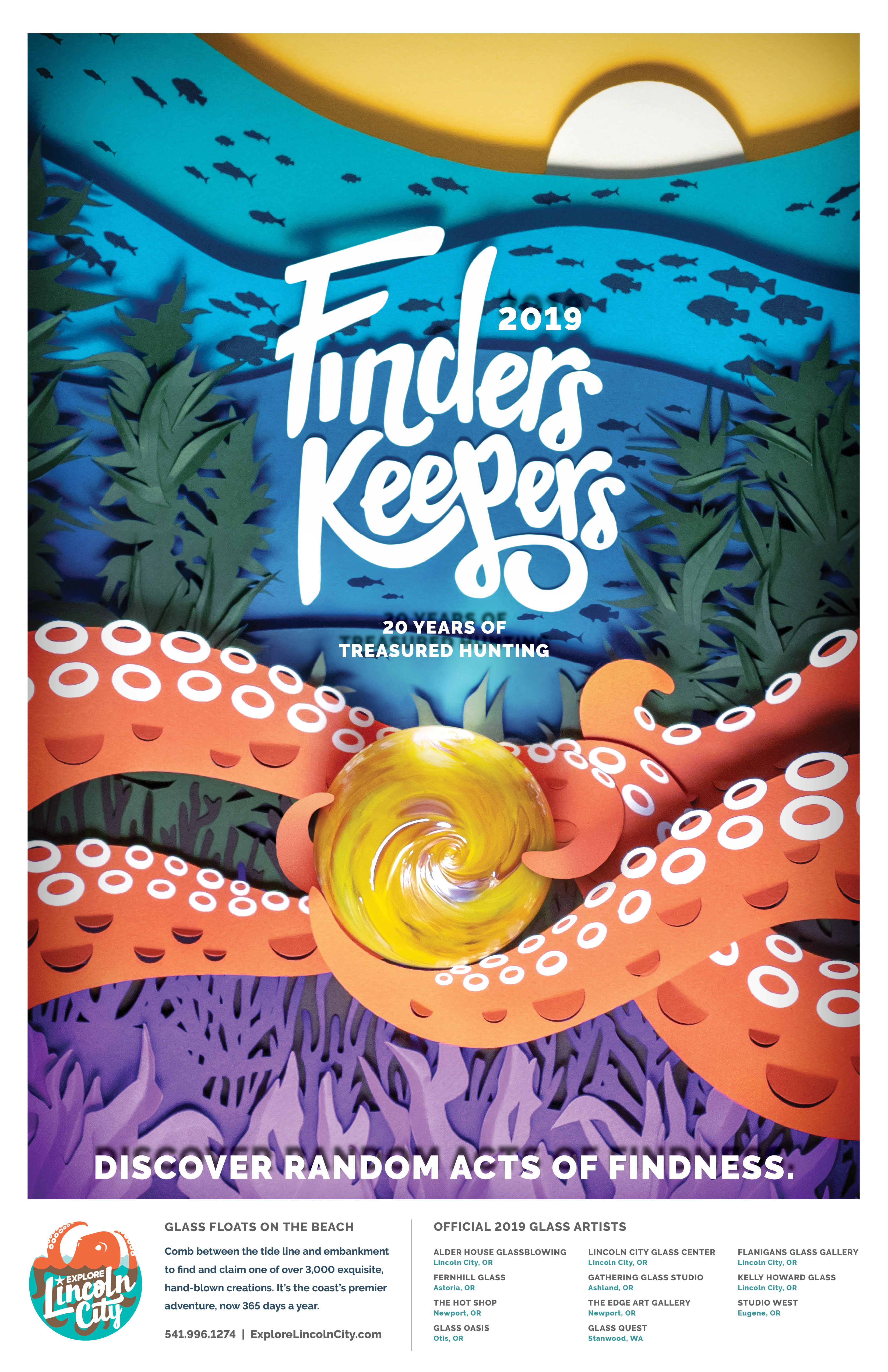 New Finders Keepers Poster For 2018/2019 Season