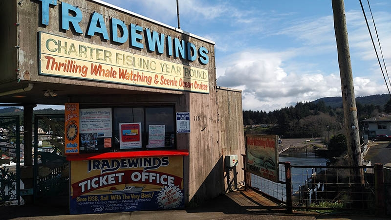 Restitution available for tradewinds depoe bay customers for Depoe bay fishing charters
