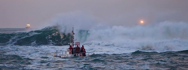 Coast Guard Works To Protect Crab Fishermen ...