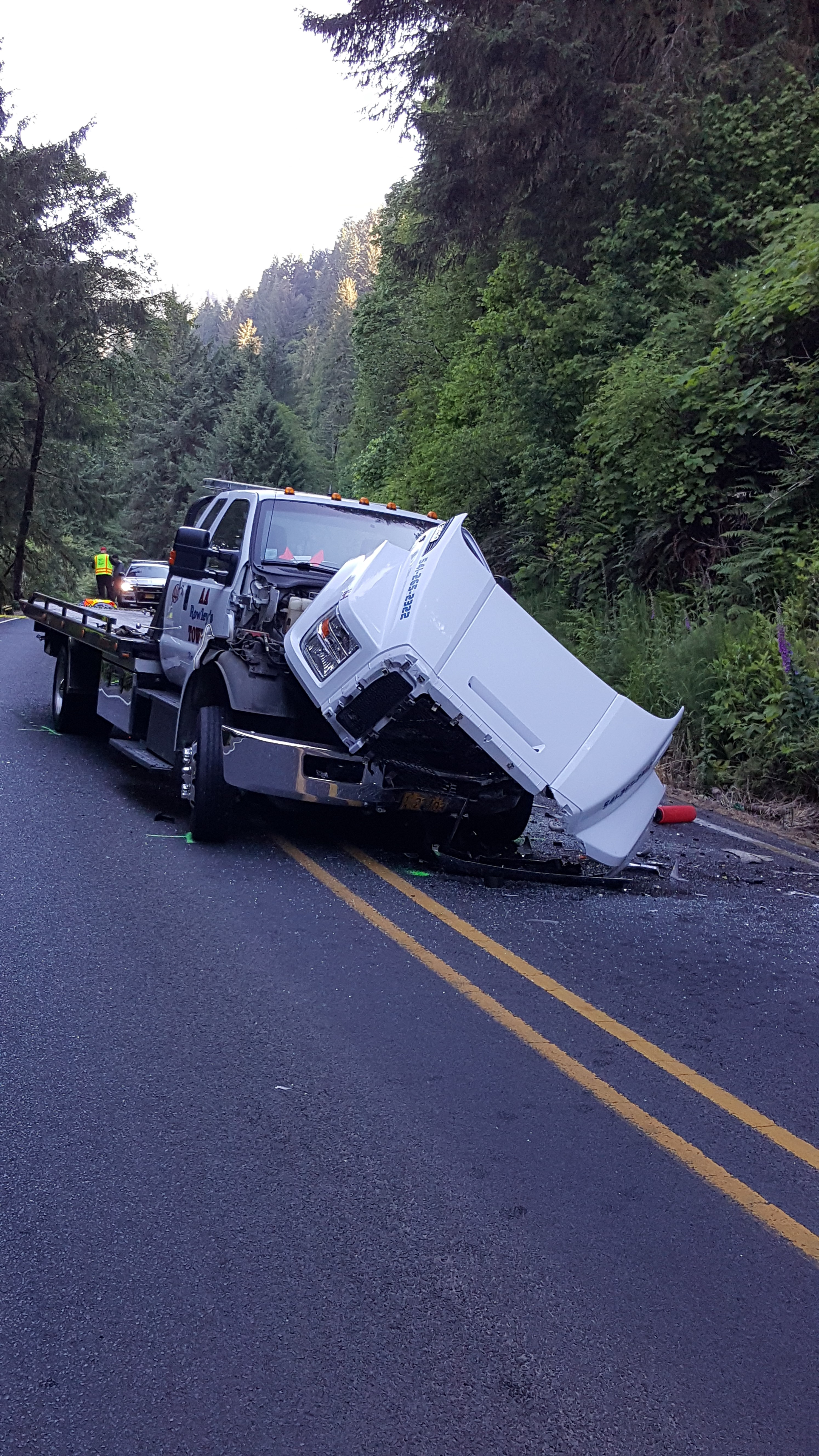 Hwy 34 Head On Crash Claims The Life Of A Waldport Woman